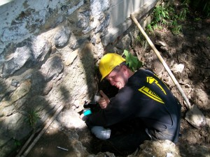Plumbing & Sewage Line Service