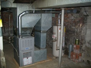 Furnace Installation - Pre-Upgrade